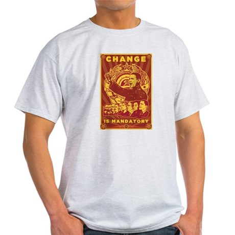 Change Is Mandatory Light T-Shirt