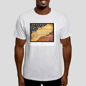 Evolution of Revolution Light T-Shirt