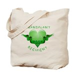 Transplant Recipient 2007 Tote Bag