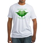 Transplant Recipient 2007 Fitted T-Shirt