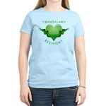 Transplant Recipient 2005 Women's Light T-Shirt