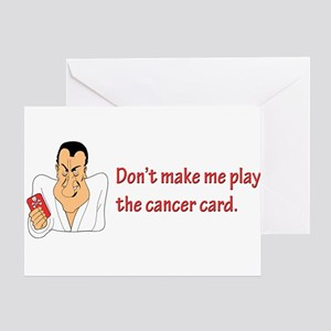 funny breast cancer greeting cards cafepress
