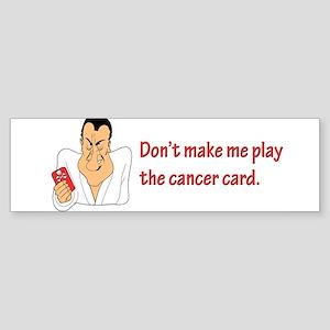 Real Men Dig Bald Chicks Bumper Sticker