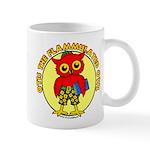 Otis the Flammulated Owl Mug