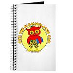 Otis the Flammulated Owl Journal
