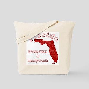 Vintage Florida Tote Bag