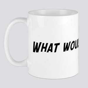 What would Billy do? Mug