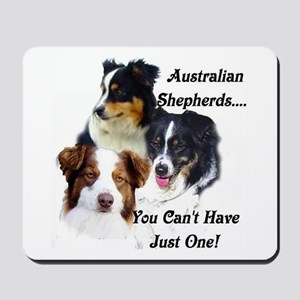 Aussie Group Mousepad