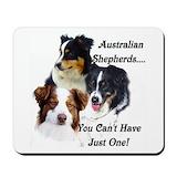 Australian shepherd Classic Mousepad