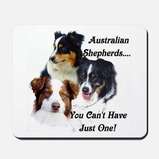 Aussie Group Mousepad