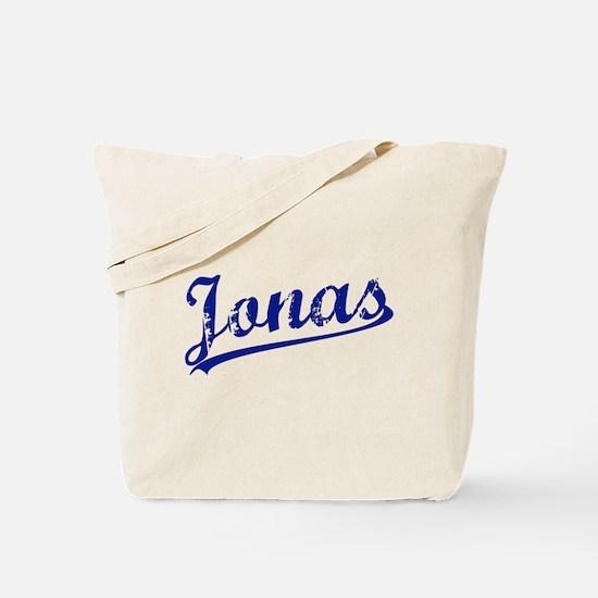 No. 19 Jonas Jersey Tote Bag