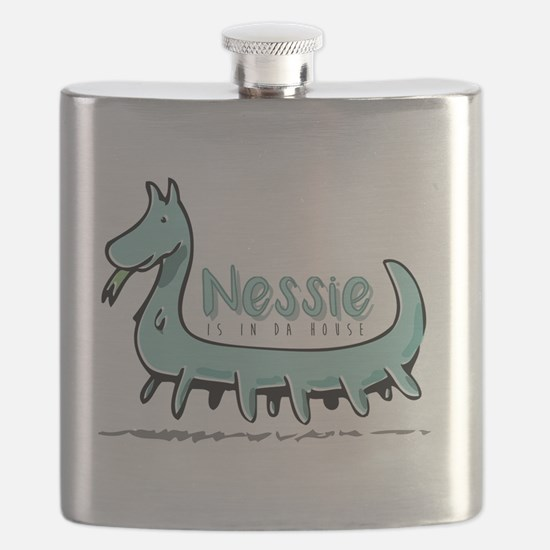 Cool Nessie Flask