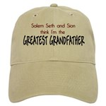 Greatest Grandfather Cap