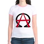 Christain Anarchy Jr. Ringer T-Shirt