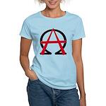 Christain Anarchy Women's Light T-Shirt