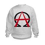 Christain Anarchy Kids Sweatshirt