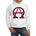 Christain Anarchy Hooded Sweatshirt