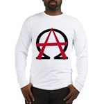 Christain Anarchy Long Sleeve T-Shirt