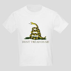 Dont Tread On Me Kids Light T-Shirt