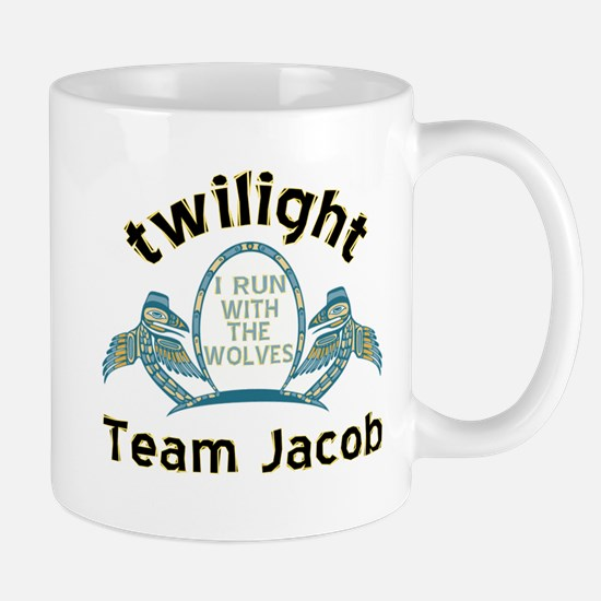 Twilight Jacob Mug