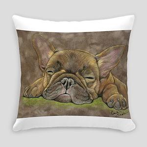 French Bulldog Everyday Pillow