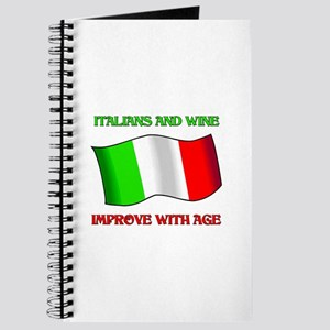 Italians and Wine Improve With Age Journal