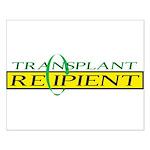 Transplant Recipient Small Poster