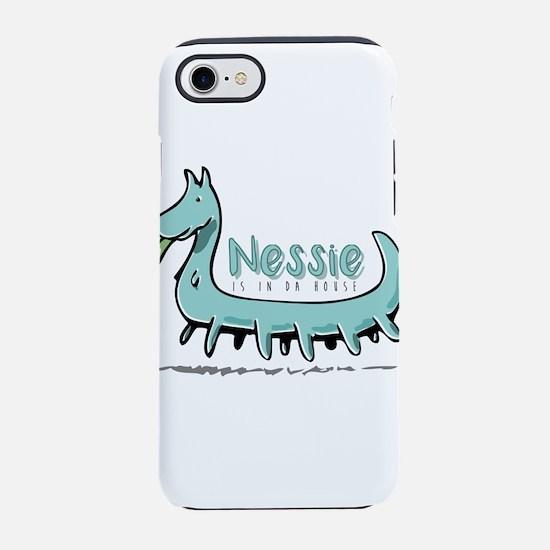 Nessie is in da house iPhone 7 Tough Case