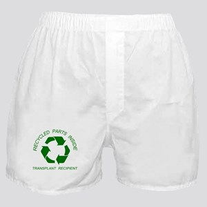 Recycled Parts Inside Boxer Shorts