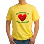 Greatest Gift Yellow T-Shirt