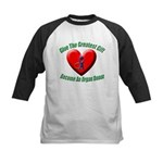 Greatest Gift Kids Baseball Jersey
