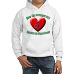 Greatest Gift Hooded Sweatshirt