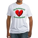Greatest Gift Fitted T-Shirt
