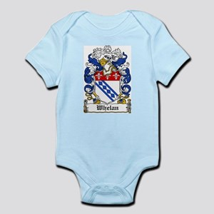 Whelan Coat of Arms Infant Creeper
