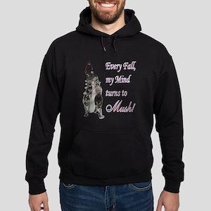 Mush! Hoodie (dark)
