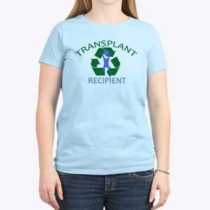 Transplant Recipient Women's Light T-Shirt