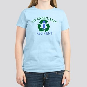 Transplant Recipient Women's Light T-Shirt