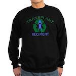 Transplant Recipient Sweatshirt (dark)