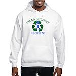 Transplant Recipient Hooded Sweatshirt