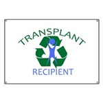 Transplant Recipient Banner