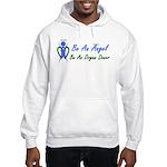 Angel Hooded Sweatshirt