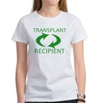 Transplant Recipient Women's T-Shirt