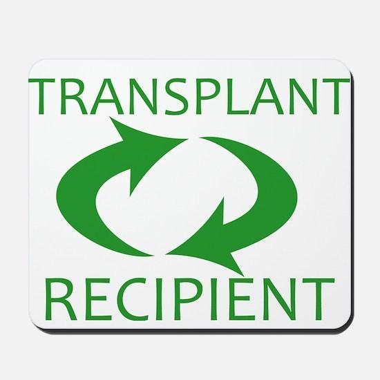 Transplant Recipient Mousepad
