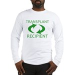 Transplant Recipient Long Sleeve T-Shirt