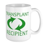 Transplant Recipient Large Mug