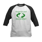 Transplant Recipient Kids Baseball Jersey