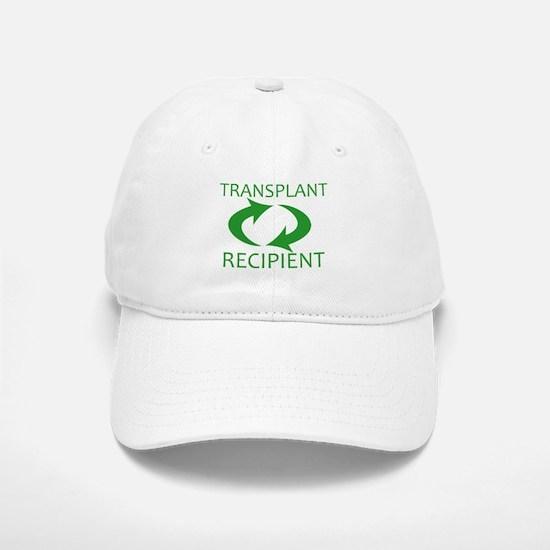 Transplant Recipient Baseball Baseball Cap
