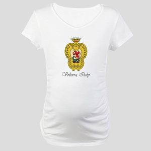 Volterra Italy Maternity T-Shirt