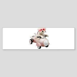 Bichon Fun #4 Bumper Sticker