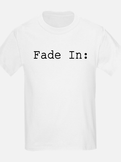 Fade In: Kids T-Shirt